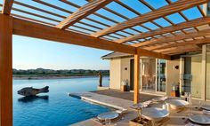 Accommodation in Springbok South Africa, Pergola, To Go, Villa, Outdoor Structures, Patio, Luxury, Places, Paradise