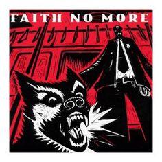 """L'edizione originale dell'album """"King For A Day, Fool For A Lifetime"""" dei #FaithNoMore su vinile."""