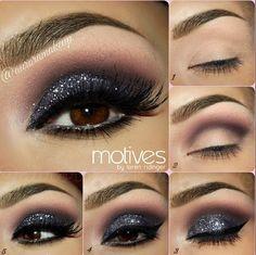 Wow maquiagem para festa #makeup #makeupTutorial #tutorial #maquiagem #sobrancelha #passoapasso www.belezaestupida.com