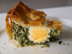 uruguay food - Google Search  Ingredients (serves 6-8)    1 large brown onion, diced  1kg frozen spinach (use only 750g if combining with other vegetables)  2 grated zucchinis, moisture squeezed out  300g ricotta  1/2 cup of parmesan cheese  7 eggs  Packet of frozen pastry (I used Pampas puff pastry)