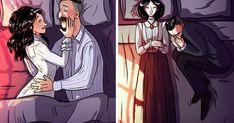 2 Years Ago We Began Creating Comics With Twisted Endings | Bored Panda