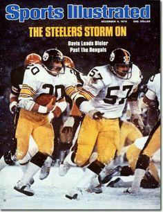 SI Cover - Sam Davis & Rocky Bleier