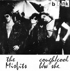 "Misfits Cough/Cool 7"""