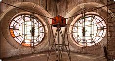 Flinders Street Station Clock tower interior