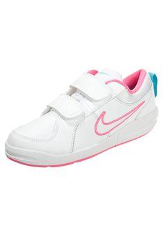 Nike Performance PICO 4 - Sportschoenen - white/clearwater/pink pow - Zalando.nl