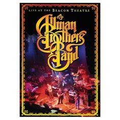 Allman  Brothers !! Saw them