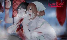 Lovesick-Amao Odayaka yandere ending by Koumi-senpai