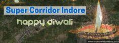 #SuperCorridor is the lavish zone of #Indore..! #HappyDiwali