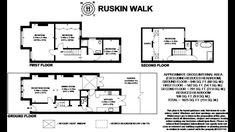 Second Floor, Ground Floor, Floor Plans, Flooring, Wood Flooring, Floor Plan Drawing, Floor, House Floor Plans