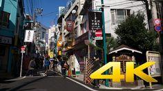 Tokyo Shimokitazawa - 下北沢 - 4K Ultra HD