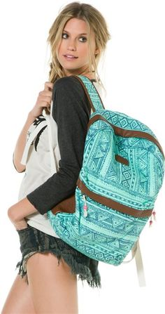 BILLABONG FASHION MASTERS BACKPACK > Womens > Accessories > Backpacks  Travel | http://Swell.com