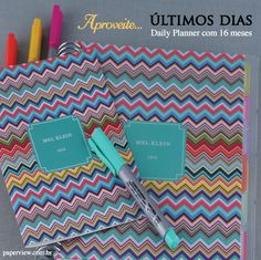 Compre aqui: www.paperview.com.br #meudailyplanner #dailyplanner #lifeplanner