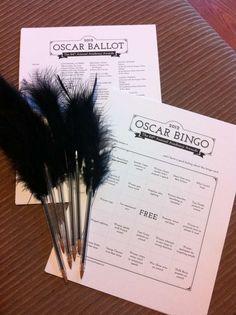 Oscar/Academy Awards The Oscars Party Ideas | Photo 1 of 14 | Catch My Party