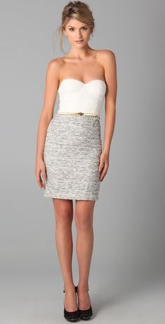 alice & olivia dress.