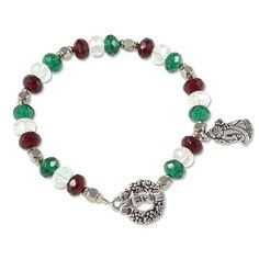 B1051 - Yuletide Bracelet Project - Only at... JewelrySupply.com
