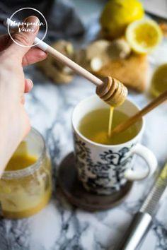Inkivääritee 😍 Chocolate Fondue, Cheese, Ethnic Recipes, Desserts, Blog, Tailgate Desserts, Deserts, Postres, Blogging