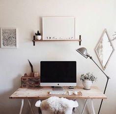 Inspiración en decoración de interiores de oficinas #60 - iMac