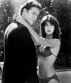 Judge Reinhold and Phoebe Cates in Fast Times at Ridgemont High 1982