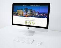 #web #webdesign #visual Visual Identity, Web Design, Design Web, Corporate Design, Website Designs, Site Design