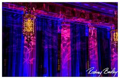 "Mellon Auditorium Weddings Colorfully Spectacular Washington DC Wedding at the Andrew Mellon Auditorium by Kara Yates at MODwedding: ""When I found out about Holly and Sanjiv's Washington DC wedding at the Andrew Mellon Auditorium, my eyes lit up at the sight of such a robustly colorful event with equally brilliant lighting and floral design. Wedding ... Read More"
