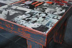 DIY Home Décor – Collage Furniture