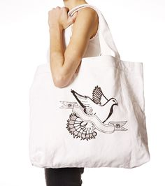 Odd Molly PATHWAY BIG BAG Porcelain