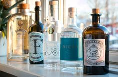 """""""The big positive surprise in 2014"""". We're honoured to be one of the five gins in """"Best gins of the year"""" by the knowledgeable and respected expert Michael Sperling at www.enverdenafgin.com. Read more on www.facebook.com/spiritofnjord"""