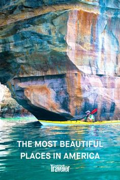 Whether you're looking for nature's greatest hits or hidden gems that take a little digging to find, here are (in no particular order) 50 of the most beautiful places in America. Beautiful Places In America, Beautiful Places To Travel, Cool Places To Visit, Amazing Places, Parc National, National Parks, Bolivia, Costa Rica, Chile