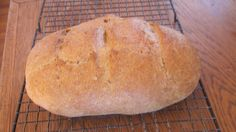 Fresh Polish rye bread from an old family recipe Polish Food, Polish Recipes, Rye Bread Recipes, Hungarian Recipes, Bread And Pastries, Taste Of Home, Homemade Breads, Ciabatta, How To Make Bread