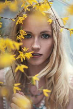Sarah B. by Ruby James on 500px