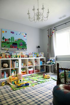 Awesome kid's room!