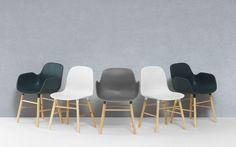Form Armchair Miniature by Normann Copenhagen