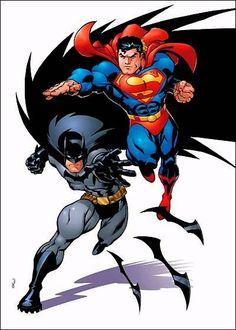 Is Superman a Hero? ... Is Batman a Superhero?