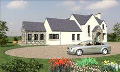 dorm114 Build House, Building A House, House Designs Ireland, Bungalow Extensions, Ireland Homes, Architect House, Home Design Plans, Modern Homes, Modern House Design