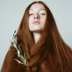 Redhead superiority #Redhead #Long #Red #Hair #Woman #Beauty #Gorgeous #Portrait