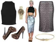 Miley's wild look. #fashion http://www.ivillage.com/celebrity-style-less-what-wear-parties/5-b-508416#508473