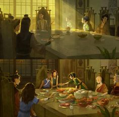Avatar The Last Airbender Funny, The Last Avatar, Avatar Airbender, Suki Avatar, Korra Avatar, Avatar Fan Art, Team Avatar, Avatar Cartoon, Avatar Funny