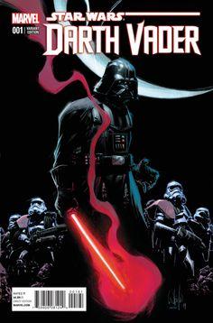 Darth Vader #1 - Book I: Vader (Issue)