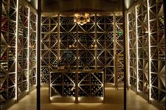 Cofravin - Cave à vin sur mesure -  Les Climats