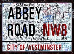 Abbey Road  Greater London, England
