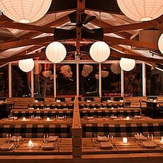 'Tauk of the Town: Ruschmeyer's Re-Opens In Montauk | Projects | Interior Design