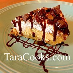 peanut butter pie Butter Pie, Peanut Butter, Recipe Ideas, Great Recipes, Latin Food, Pastries, Sweet Treats, Deserts, Cooking Recipes