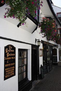 The Golden Guinea - Looe, Cornwall, England