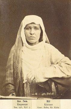 Lezginka Gil from the village in 1880  Dagestan, Russia/Лезгинка из селения Гиль 1880 год  Дагестан, Россия