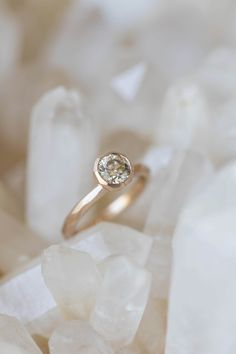 e.g.etal / Engagement Ring Inspiration / Jewellery Boutique in Melbourne, Australia / Wedding Style Inspiration / Diamond / The LANE