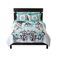 Xhilaration® Scroll Comforter Set - Need to see this one in person!