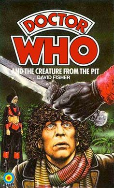 the creature from the pit images dr who   File:Doctor Who and the Creature from the Pit.jpg
