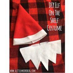 funny christmas costumes christmas costumes diy DIY Elf on the Shelf Costume Christmas Character Costumes, Diy Christmas Costumes, Christmas Characters, Halloween Kostüm, Diy Halloween Costumes, Christmas Humor, Christmas Ideas, Pirate Costumes, Christmas Crafts