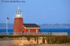 Santa Cruz Lighthouse, Santa Cruz, CA