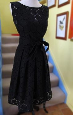 Now, who doesn't want a little black dress!  $150